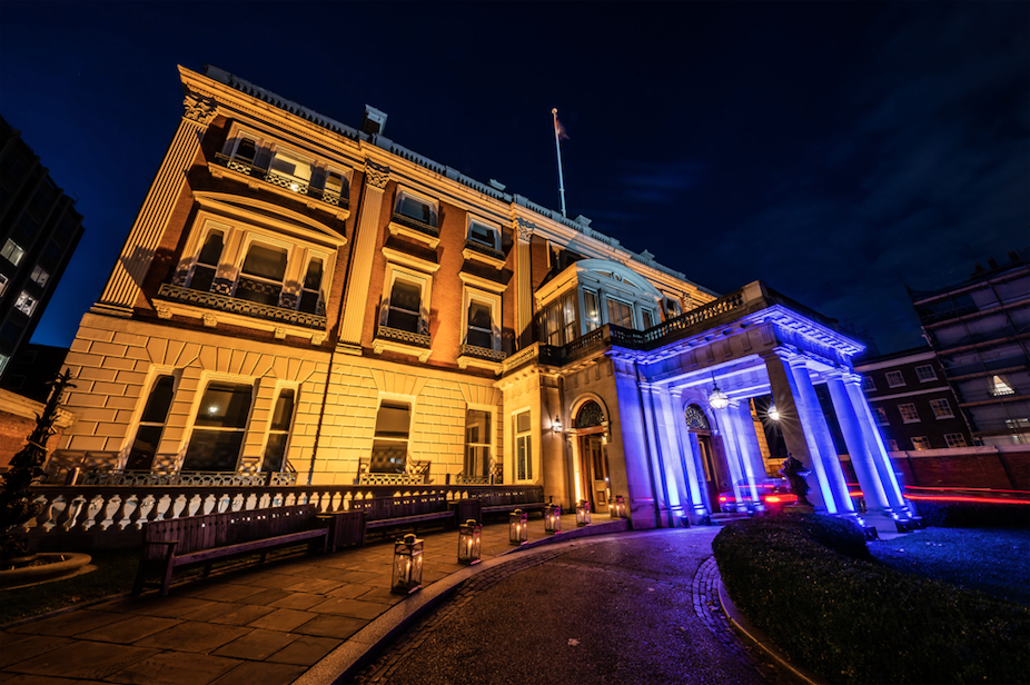 The Wallace Collection, Luxury London Venue, two by two photography