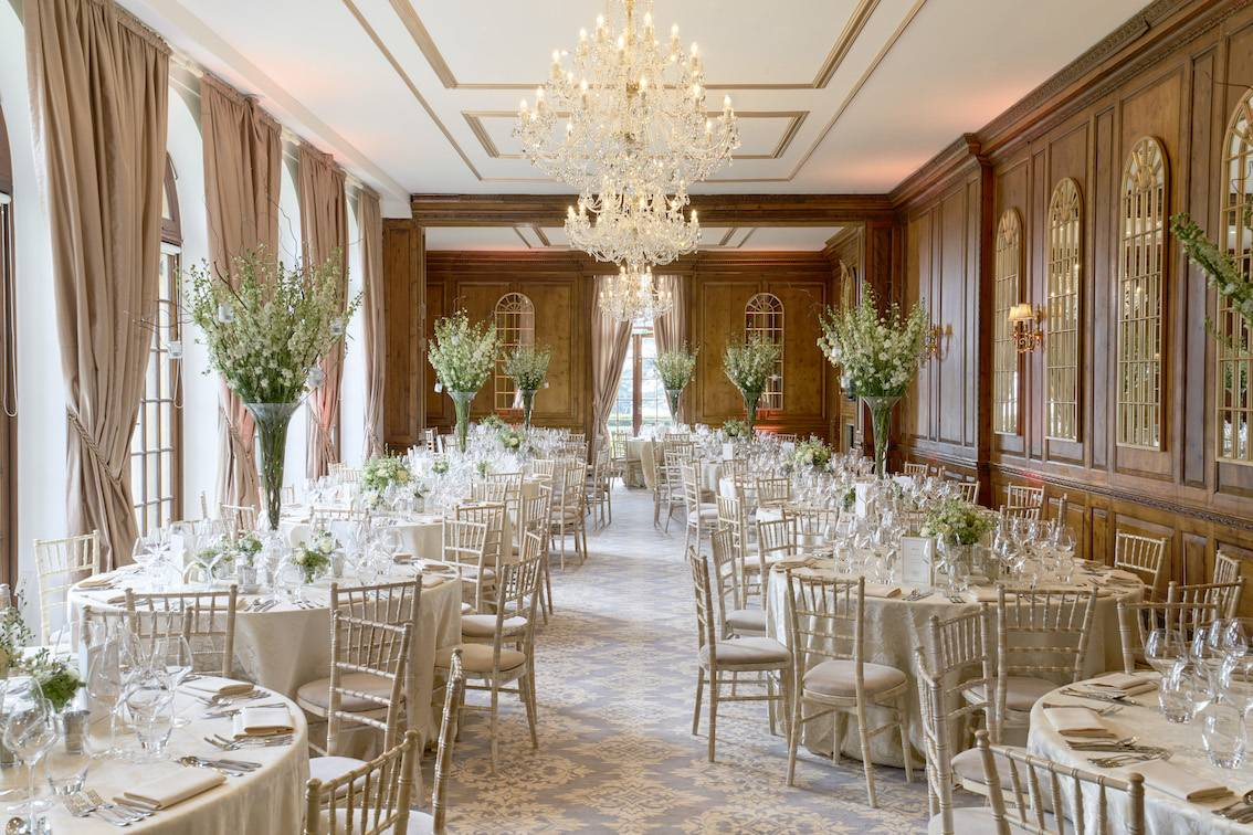 Exclusive wedding venue, Hedsor Ballroom, Hedsor House, luxury party, luxury event planners, luxury wedding planners, Windsor wedding planner