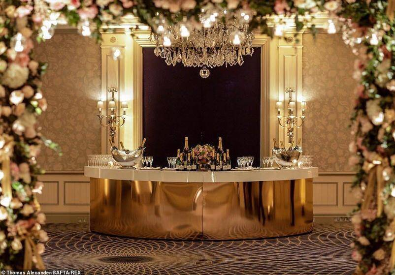 The Savoy, Bafta Gala at the Savoy, Luxury wedding planning, London event planner, Life of a wedding planner
