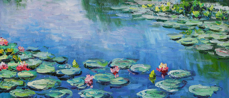 Monet Waterlilies, Monet